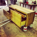 Custom Made Wooden Cabinets Nelspruit