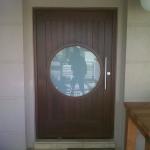 Nelspruit Wooden Front Doors