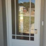 Exeternal meranti doors in Nelspruit