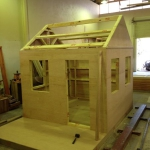 Wooden Playhouses Nelspruit