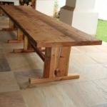 Outdoor Wooden Tables Nelspruit