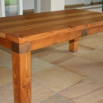 Manufacture custom made Wooden Tables Nelspruit