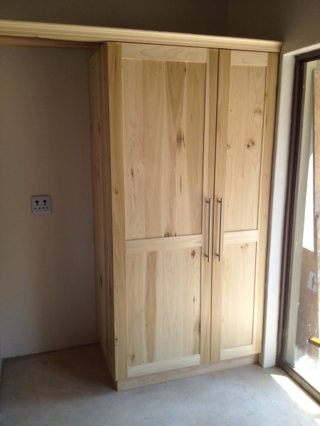 Nelspruit Wooden Cabinet Installers