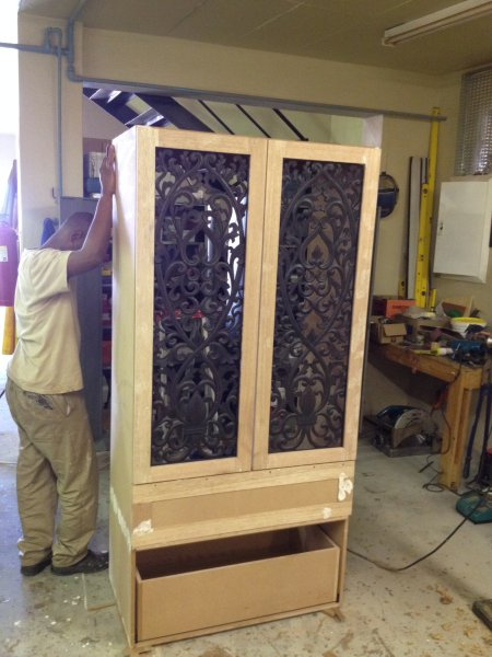 Nelspruit Wooden Cabinet Designers