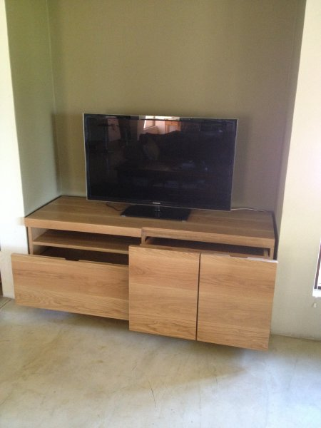 Wooden TV Cabinets Nelspruit