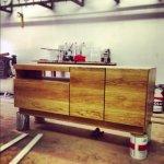 Designers Wooden Cabinets Nelspruit
