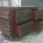 Design practical wooden cabinets Nelspruit