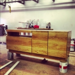 Designers Wooden Cabinets Nelspruit