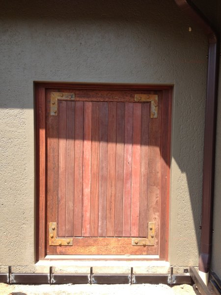 Nelspruit Wooden Door Manufacturers