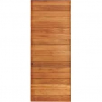 HORIZONTAL SLATTED WOODEN DOORS NELSPRUIT
