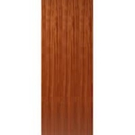 SAPELE VENEER WOODEN DOOR NELSPRUIT