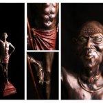 African Wood Sculpture Designs