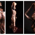 African Art Wooden Sculptures Nelspruit