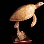 Carved Animal Wood Sculptures Nelspruit