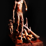 African Art Wood Sculptor Nelspruit