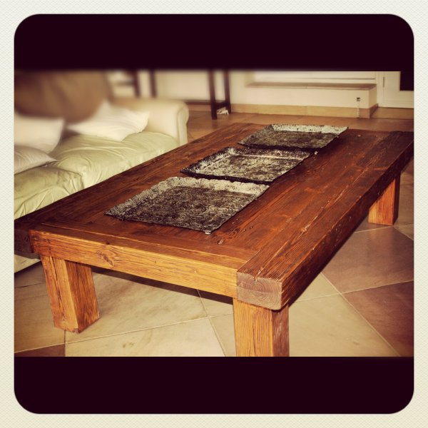 Custom Glass and Wooden Tables Nelspruit