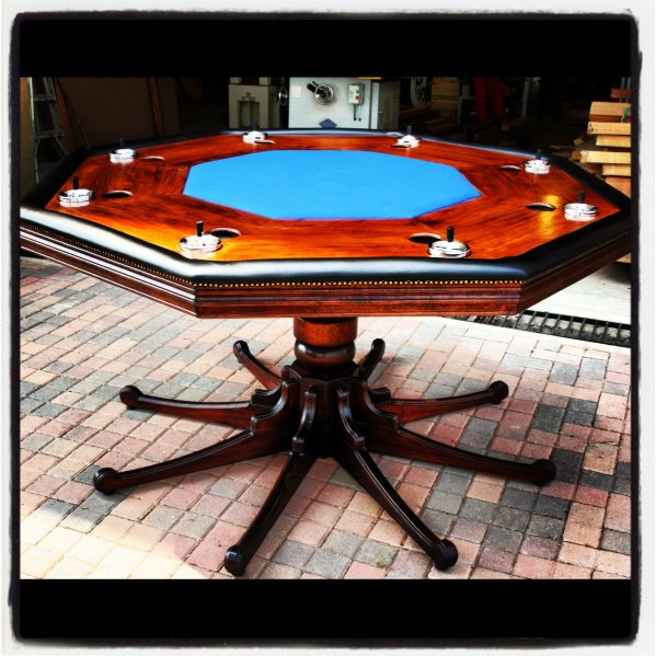 Quality Wooden Tables Nelspruit