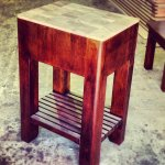 Nelspruit Wooden Tables