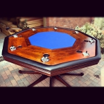 Elegant Wooden Tables Nelspruit