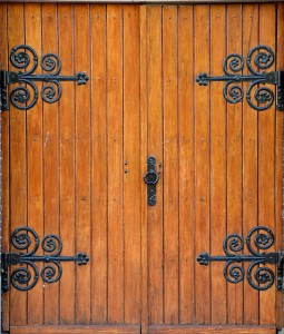 Stunning wooden doors in Malelane will never go out of fashion