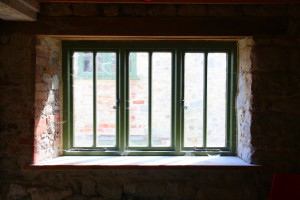Wooden windows in Nelspruit will make your home warmer