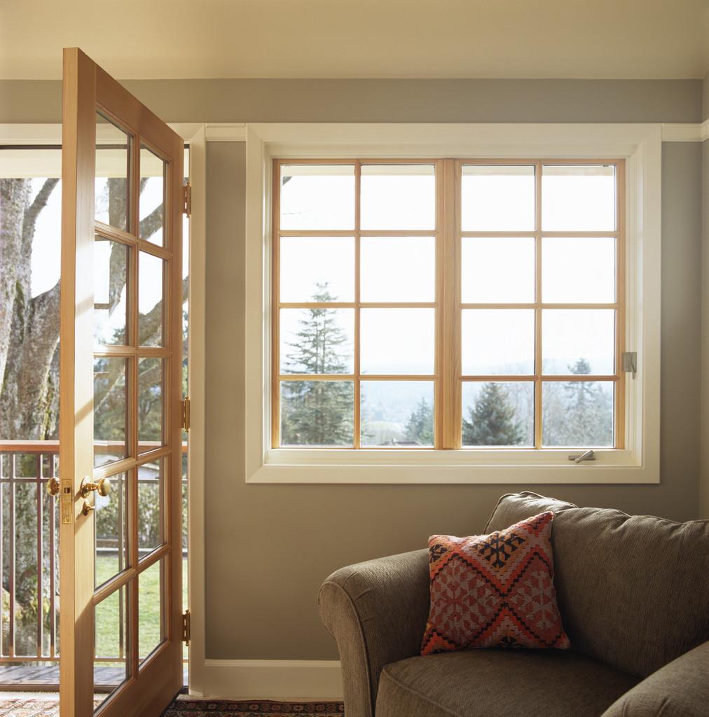 Sunlit Living Room