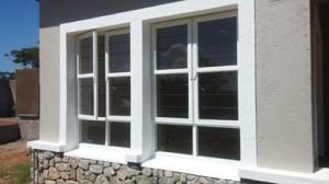 Wooden Windows in Nelspruit
